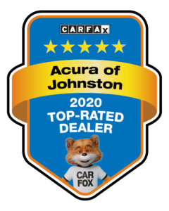 CARFAX - 2020 Top-Rated Dealer