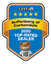 CarFax Top Rated Dealer