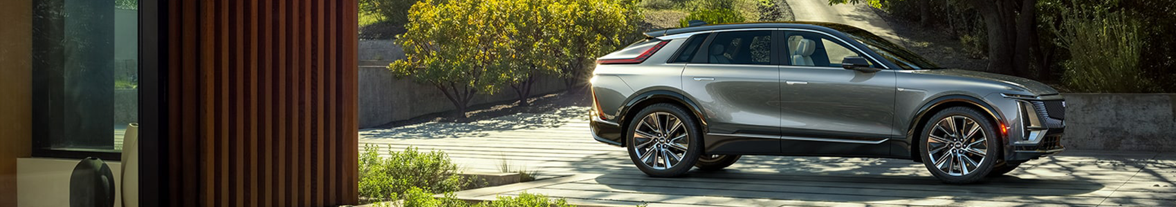 Choose your Cadillac Model to get started