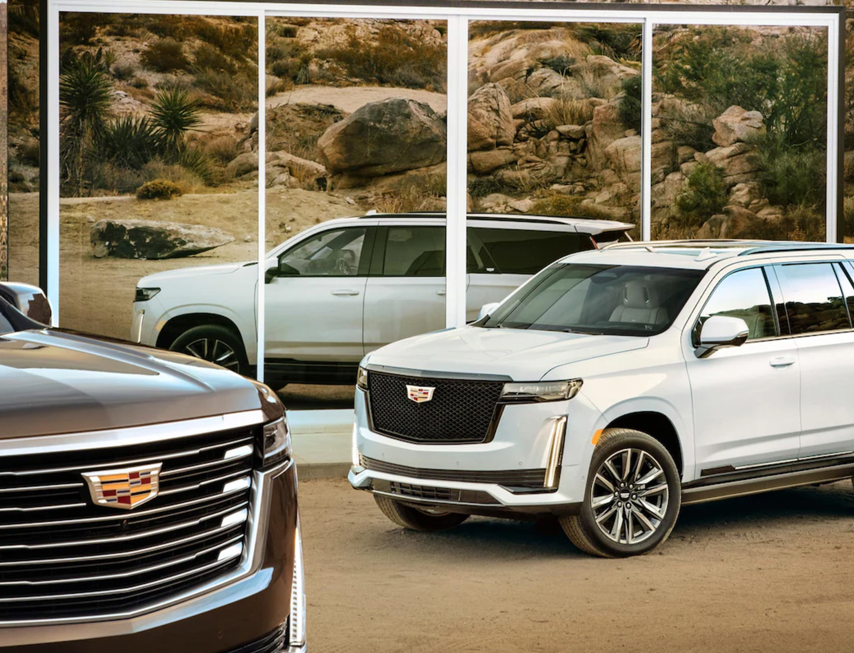 Customizing your Cadillac is quick and easy when you work with Baierl Cadillac