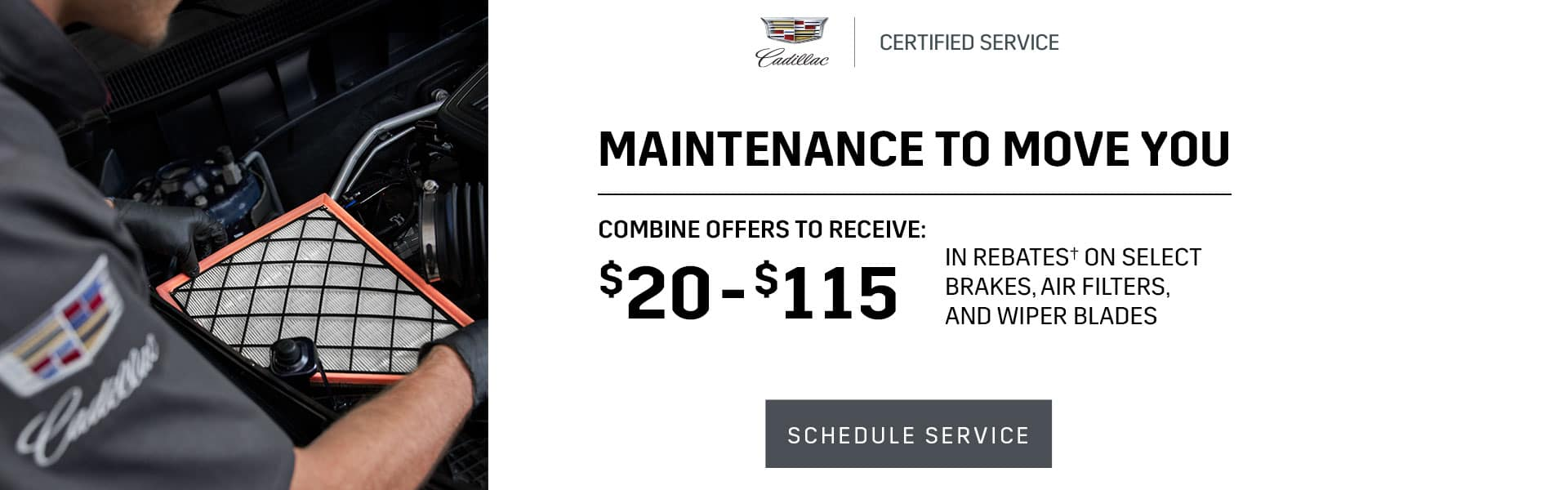 Maintenance to Move You