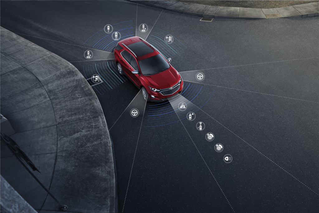 Chevy Equinox Safety Features