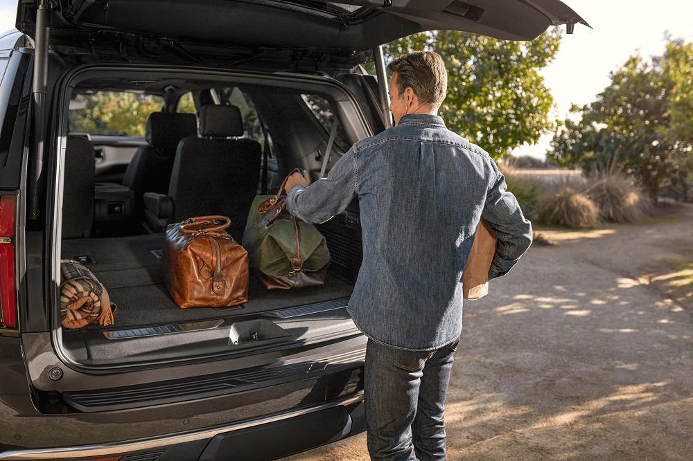 Chevy Tahoe Cargo