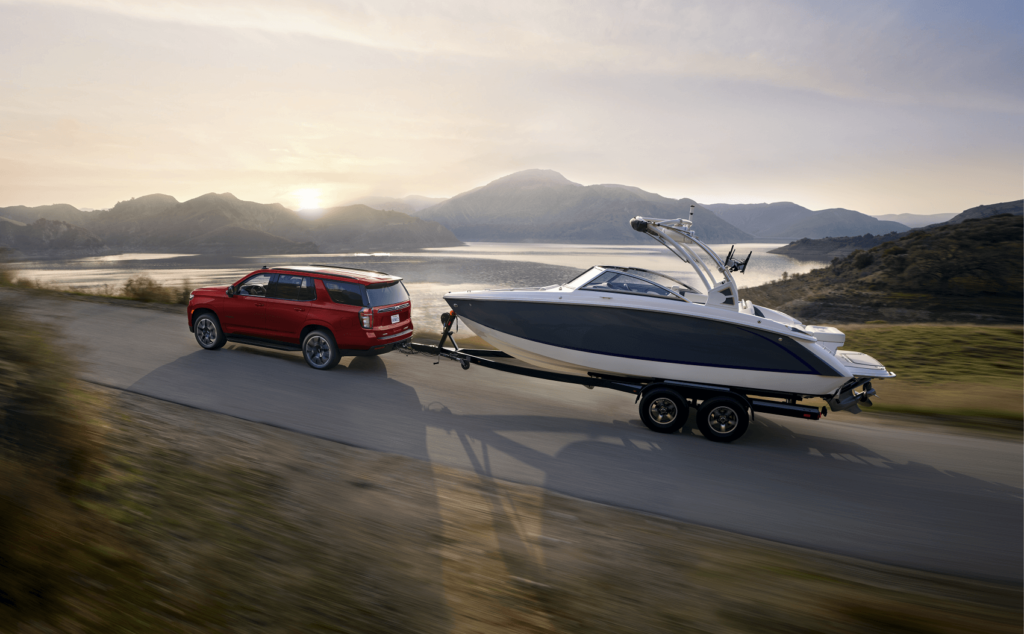 Chevy Tahoe Towing