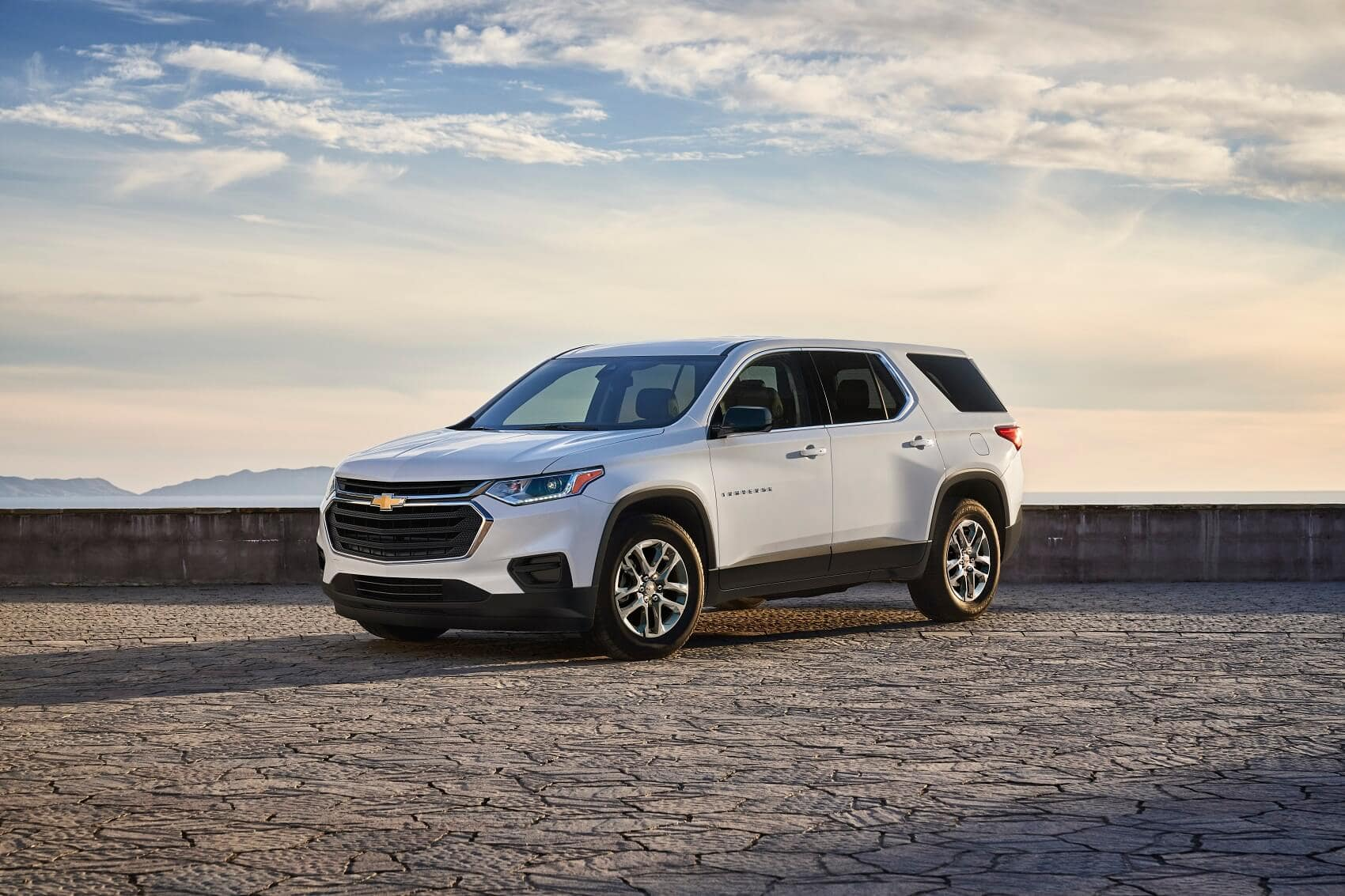POWER UP WITH CHEVY SUV PERFORMANCE