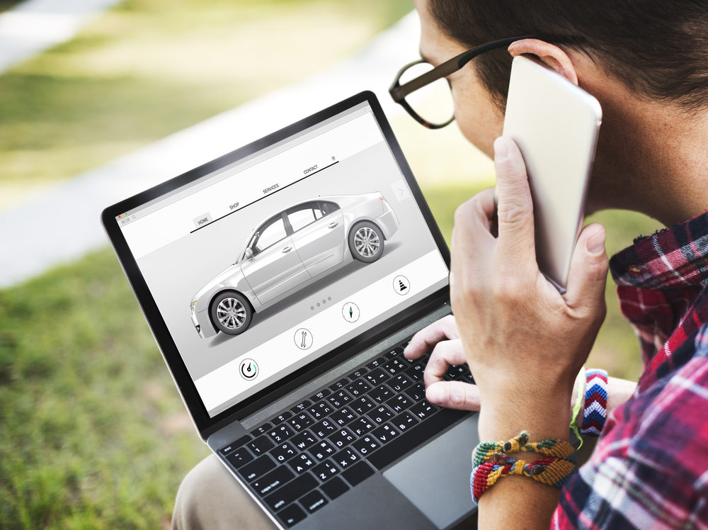 Car Buying Online Benefits