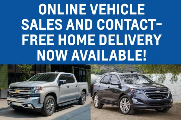 Online Vehicle Sales