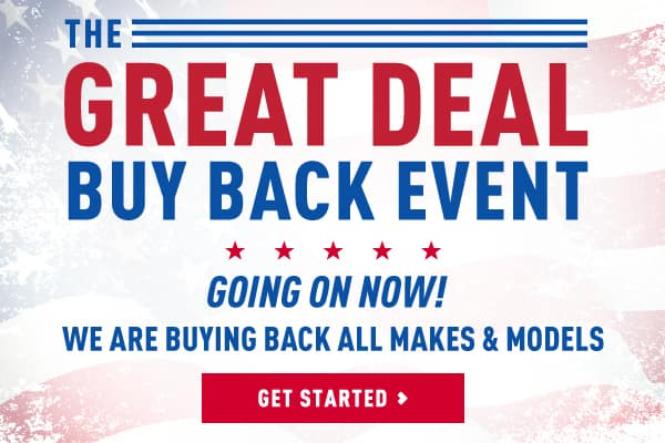 The Great Deal Buy Back Event