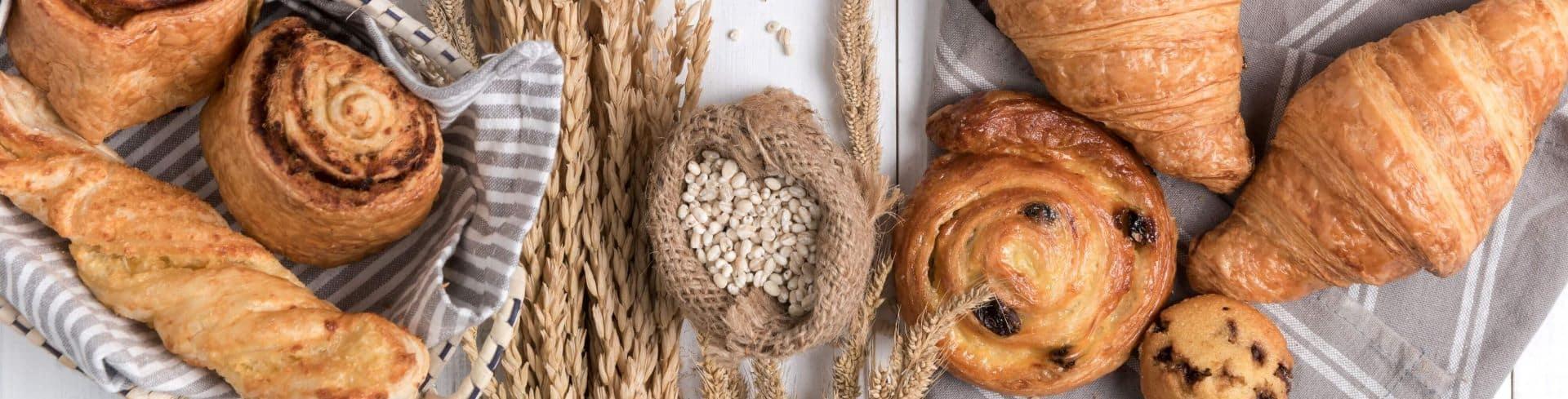 baked goods banner