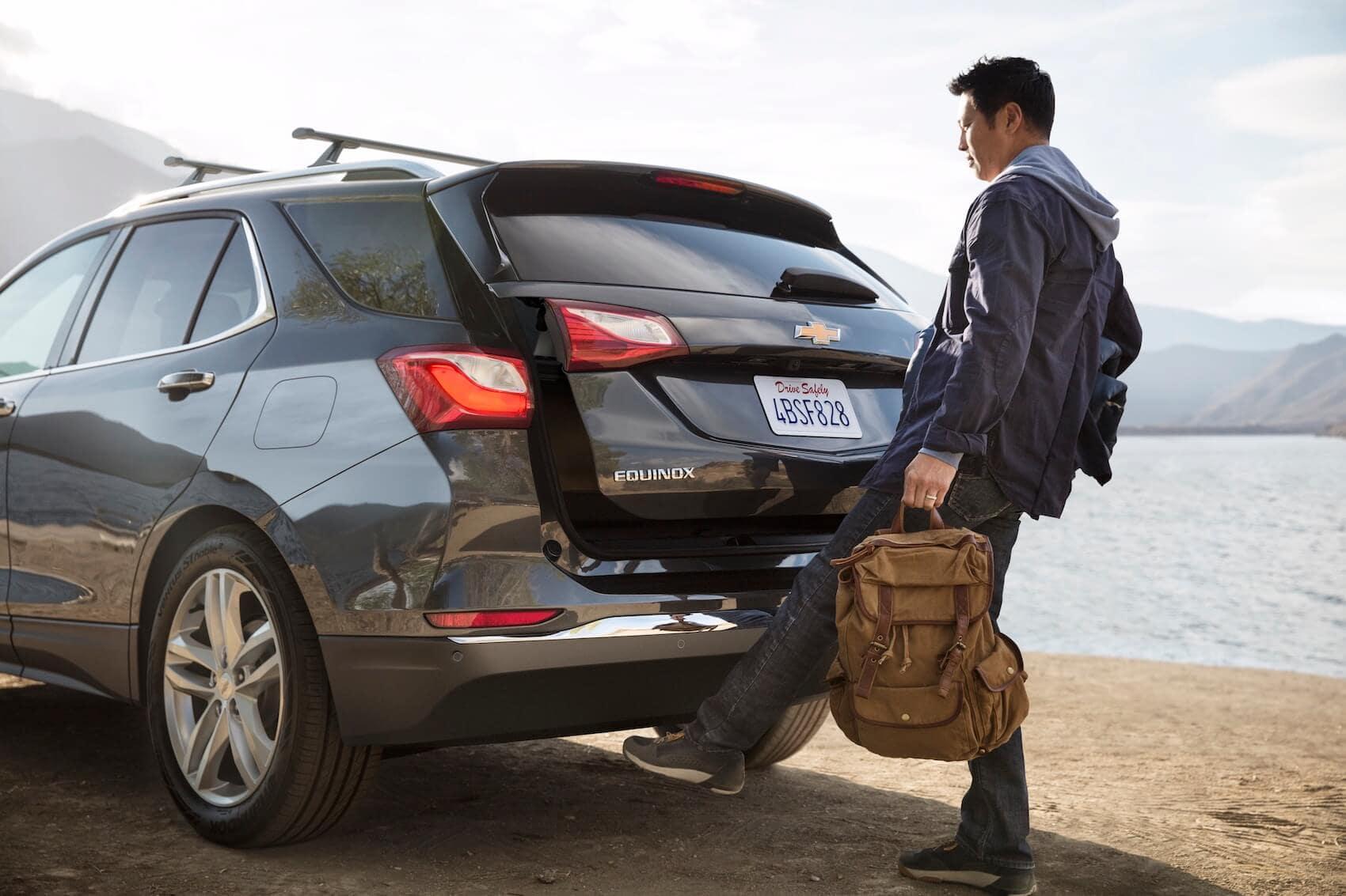 Chevy Equinox NHTSA Safety