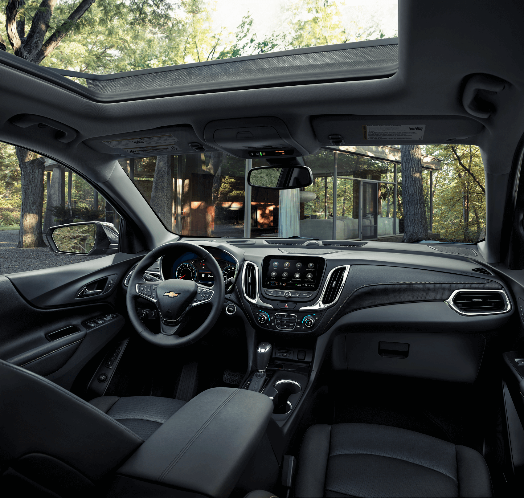 Chevy Equinox Technology Features