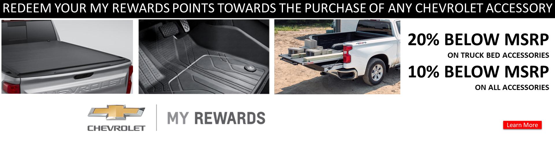 Dealer Website Banners (October 2021) Chevrolet (2Kx5.14)