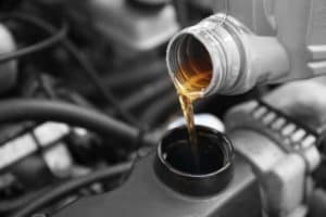 Oil Change Maintenance