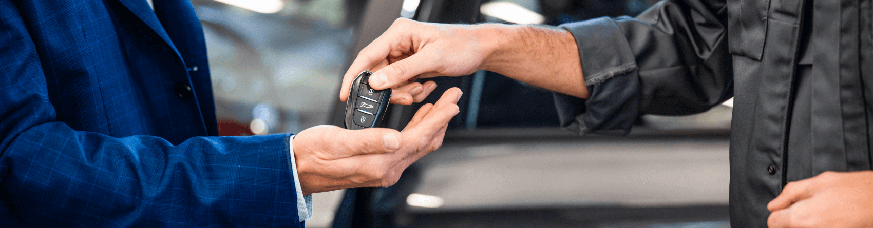 Vehicle Trade-In FAQs