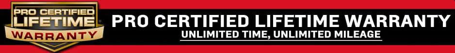 Pro Certified banner