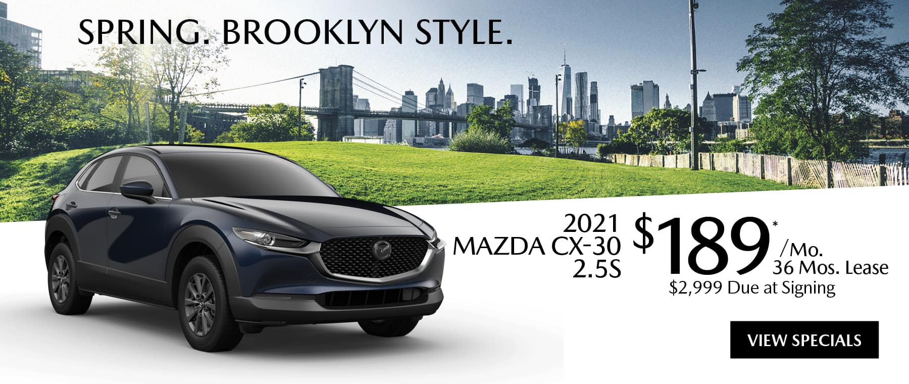 Mazda CX-30 Special
