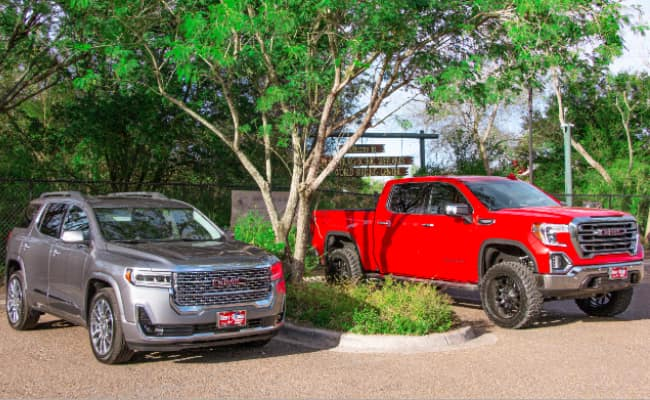 GMC Acadia and Sierra 1500 | Bert Ogden Buick GMC | Edinburg, TX