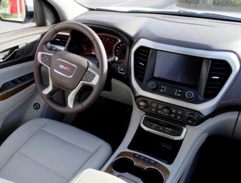 The Interior of a GMC Vehicle | Bert Ogden Buick GMC in Edinburg, TX