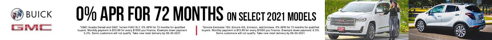 Get 0% APR For 72 Months | Bert Ogden Buick GMC | Edinburg, TX