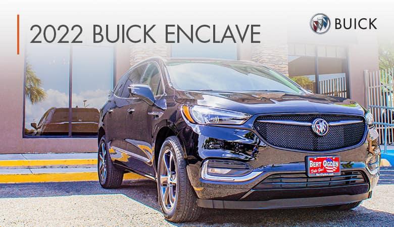 2022 Buick Enclave | Bert Ogden Buick GMC | Edinburg, TX