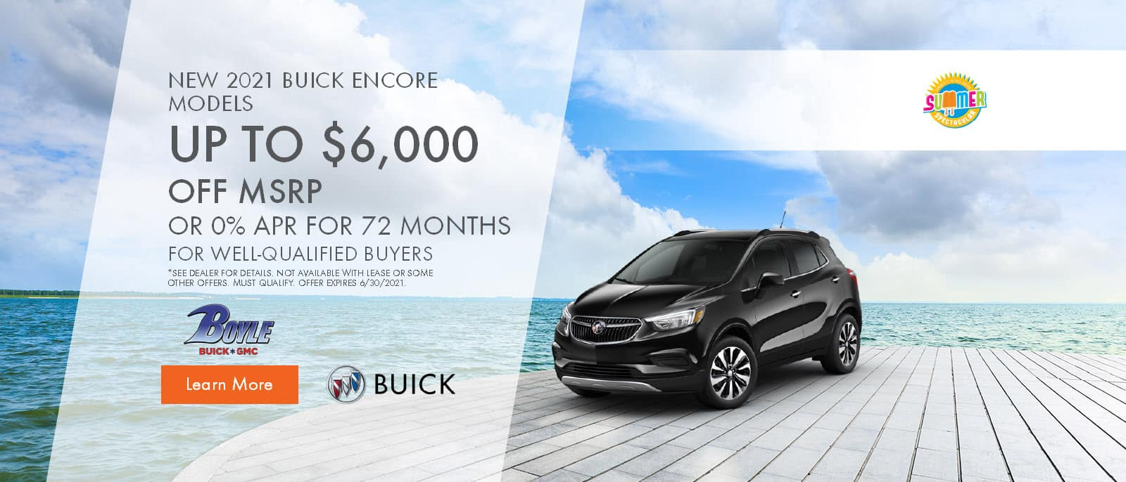 Up to $6,000 Off MSRP