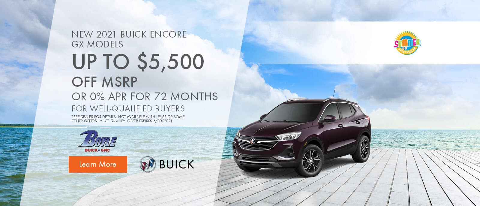 Up to $5,500 Off MSRP