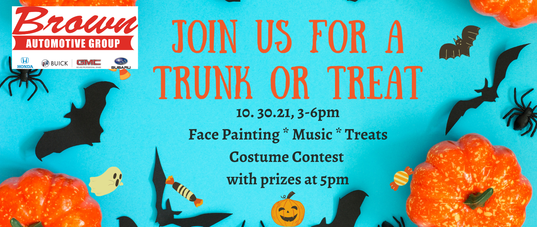 Copy of Trunk or Treat banner (1800 x 760 px)