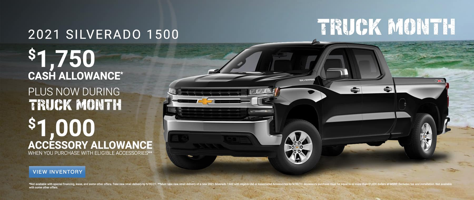 Truck Month deals are here!