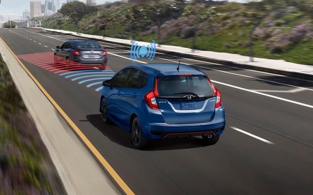 Honda Fit Safety