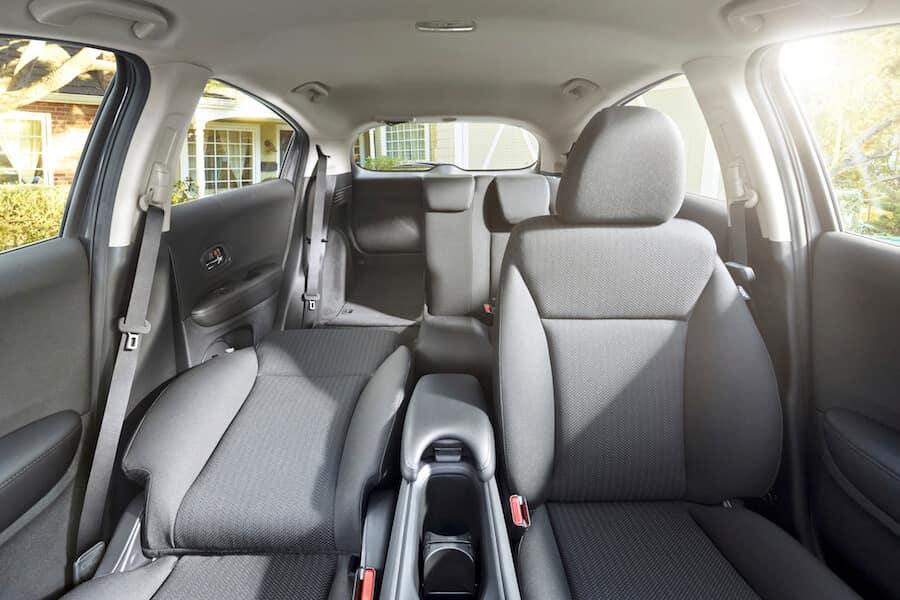 Honda HR-V Interior Seats