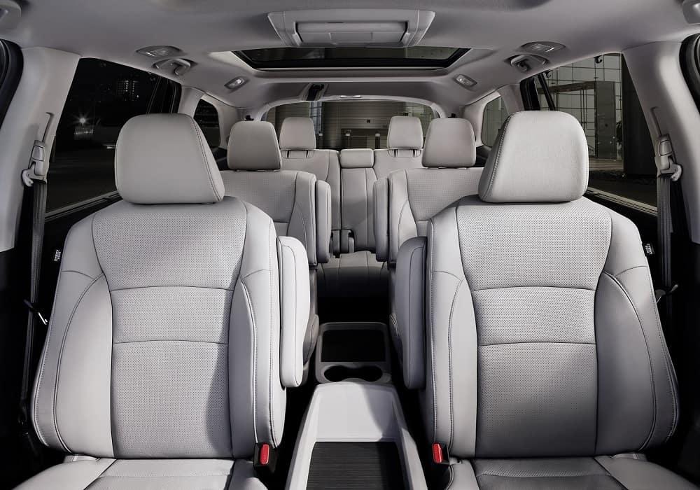 Honda Pilot Interior Space