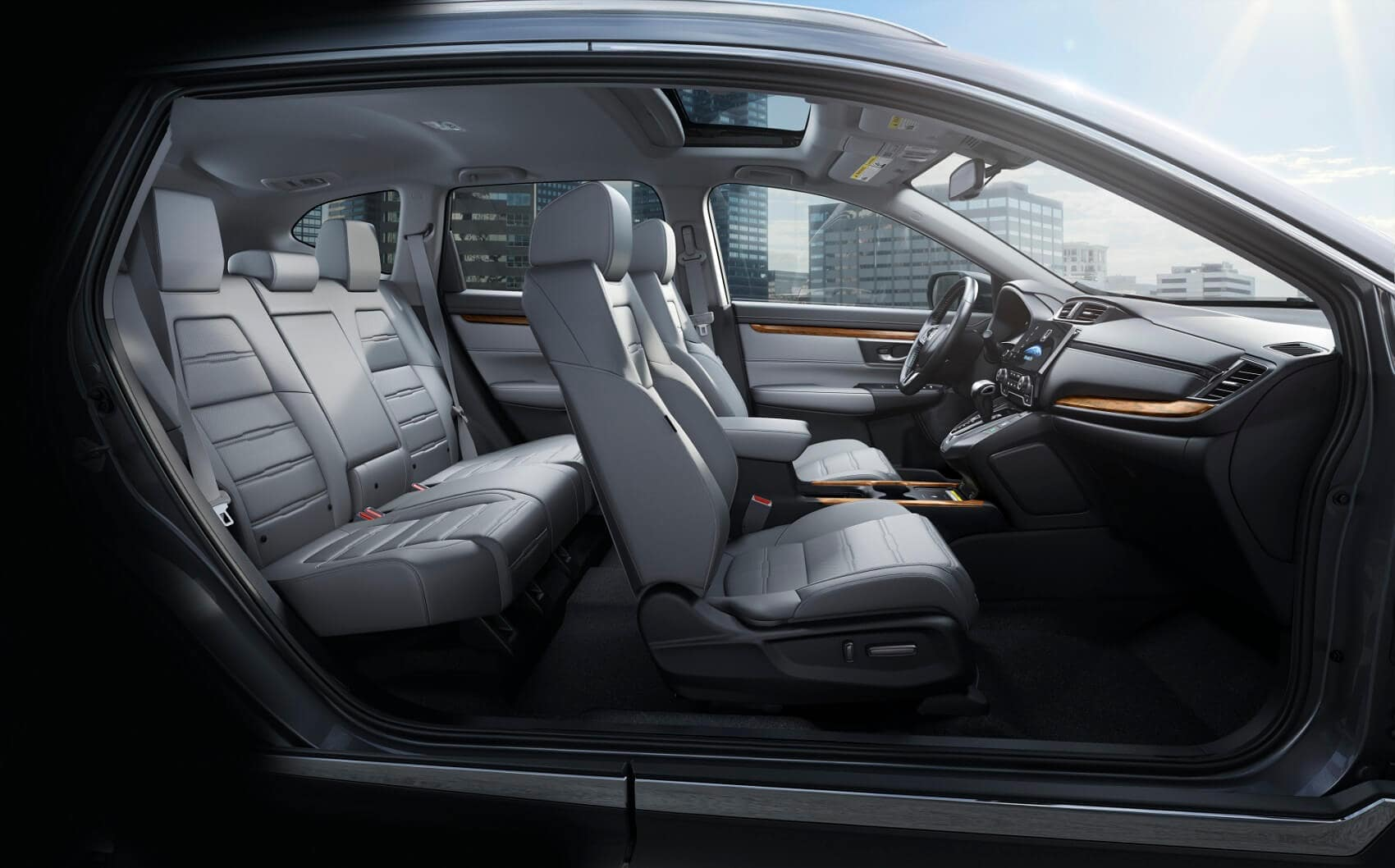 Honda CR-V Interior