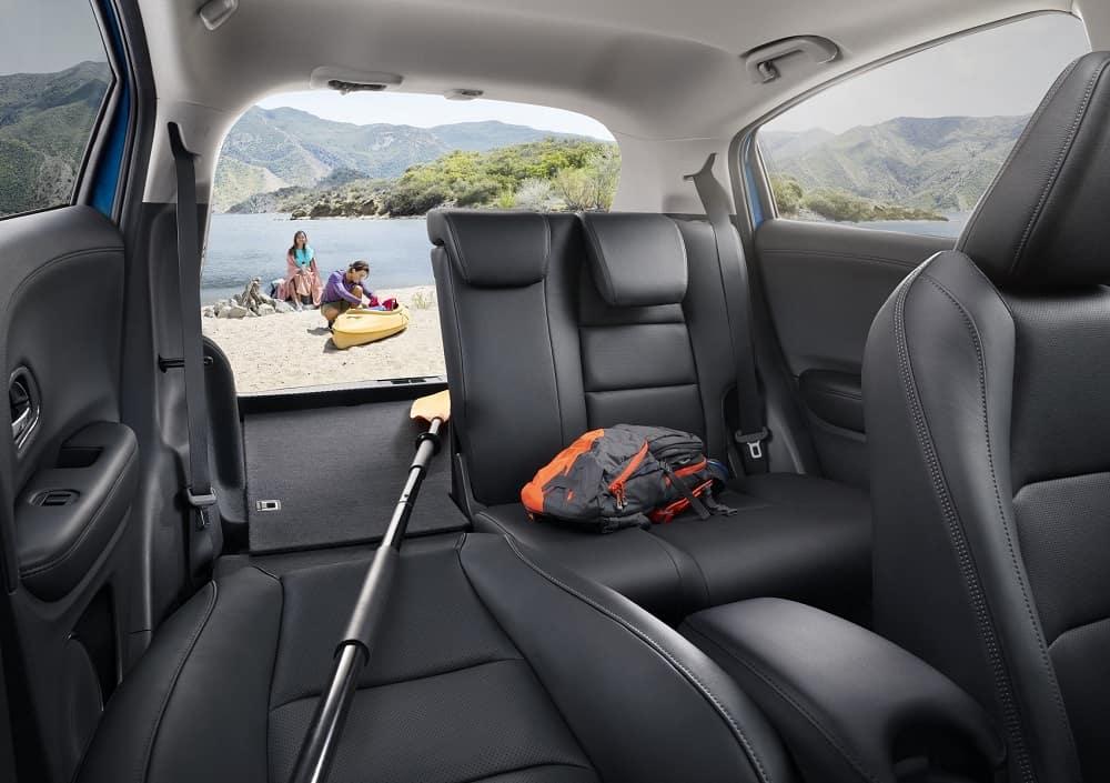 Honda HR-V Interior Space