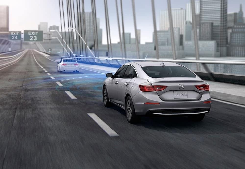 Honda Insight Safety