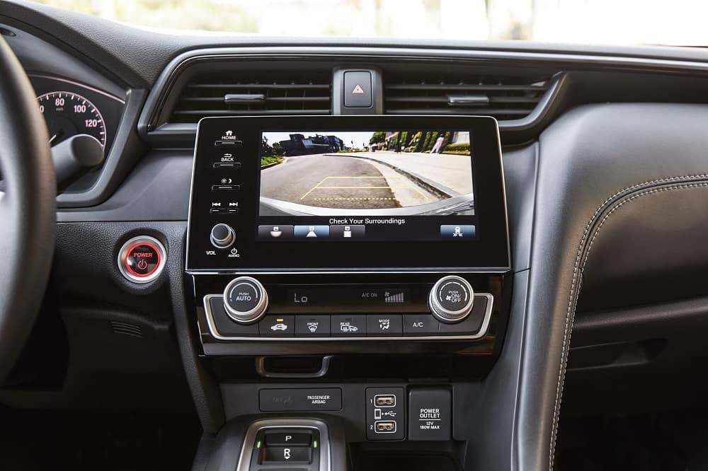 2021 Honda Insight Interior Technology