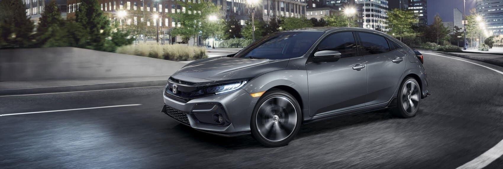 2021 Honda Civic Technology Review