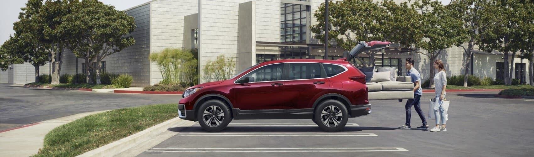 Honda CR-V vs Subaru Forester