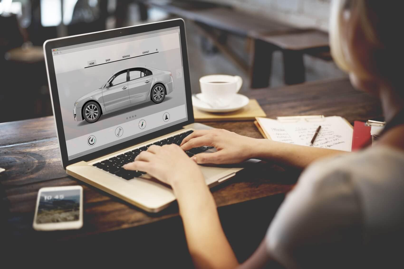 Steps to Selling Your Car to a Dealership