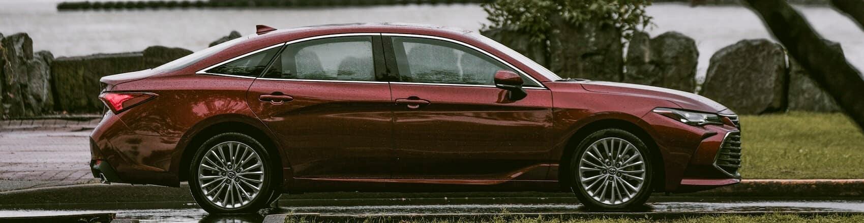 Toyota Avalon vs Honda Accord
