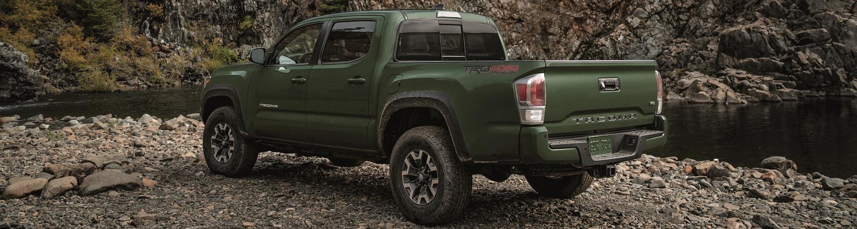 Toyota Tacoma Performance Specs