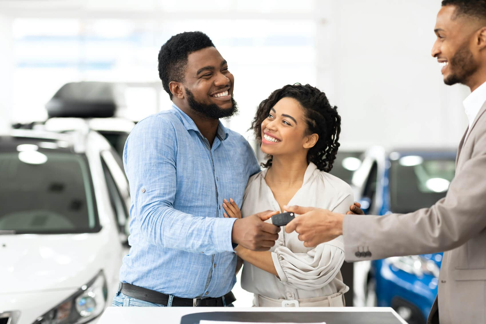 An Extensive Inventory of Used Cars