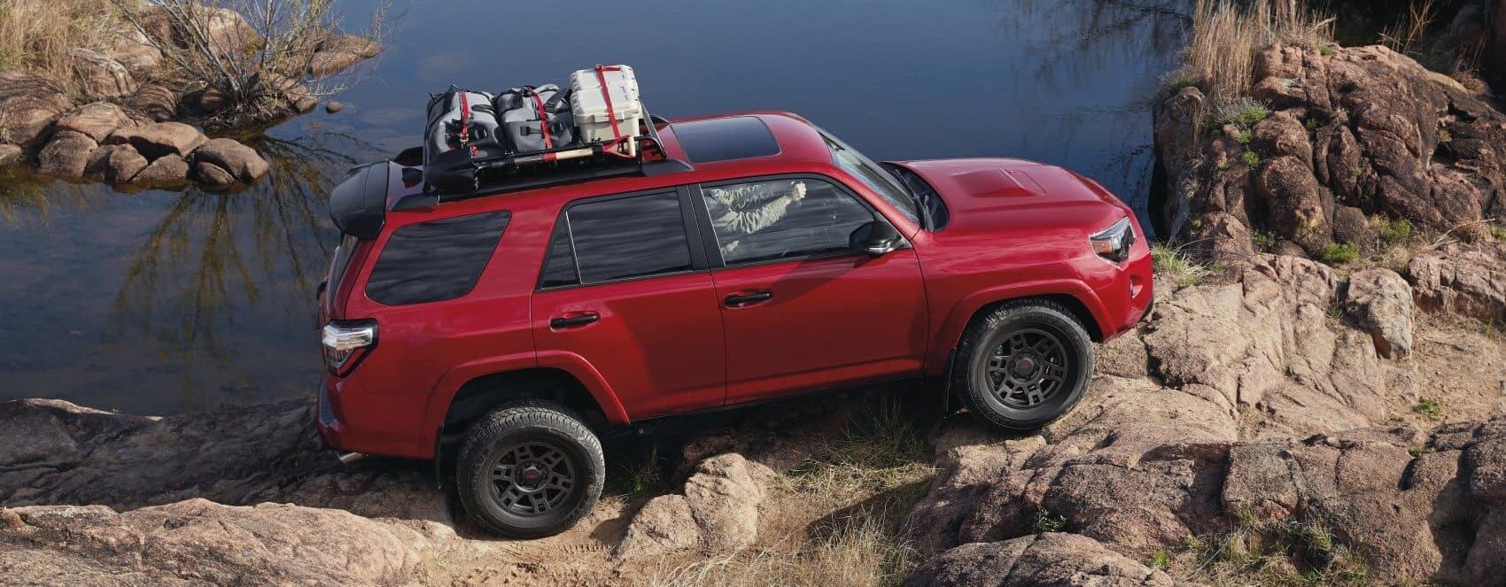 Toyota SUVs 4Runner