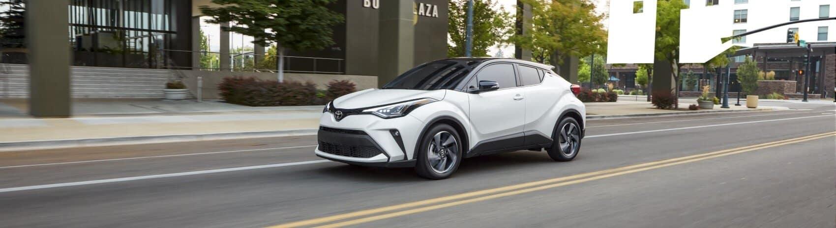 Toyota SUVs C-HR