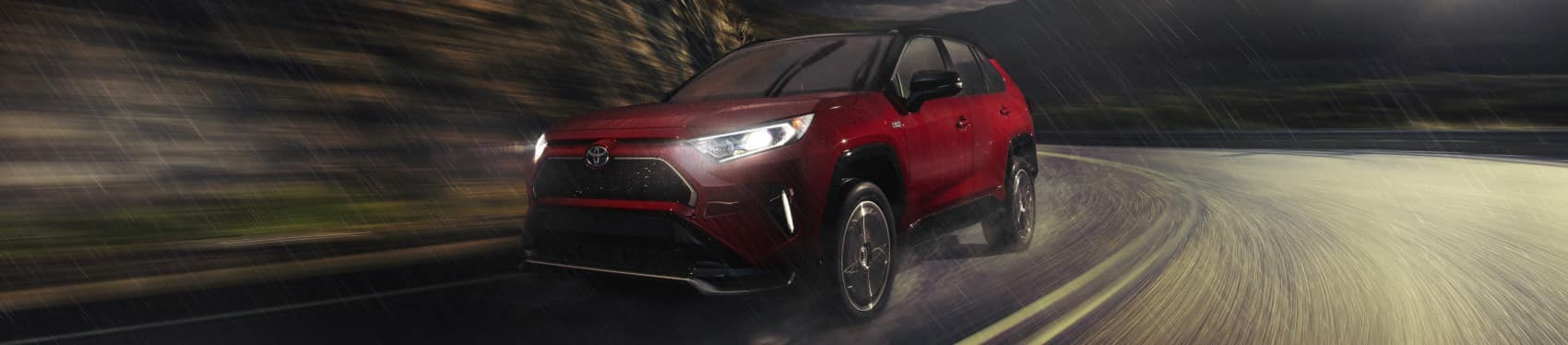 Toyota SUVs RAV4 Prime