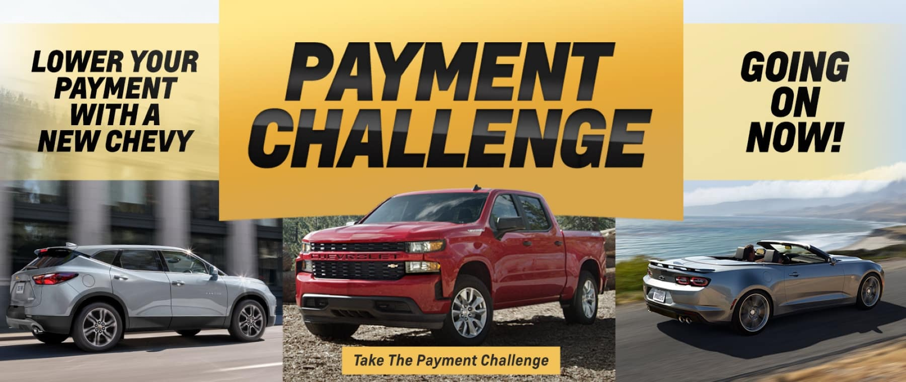 Take the Payment Challenge at Ferman Chevy Tampa