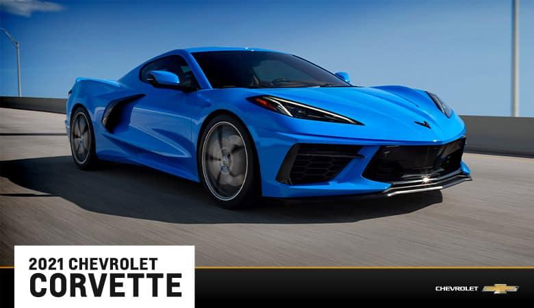 2021 Chevrolet Corvette - Fiesta Chevrolet in Edinburg, Texas
