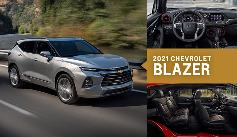 2021 Chevrolet Blazer - Fiesta Chevrolet in Edinburg, Texas