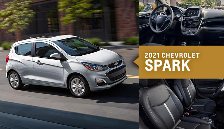 2021 Chevrolet Spark - Fiesta Chevrolet in Edinburg, Texas