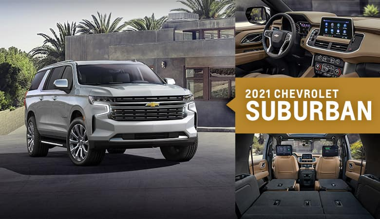 2021 Chevrolet Suburban - Fiesta Chevrolet in Edinburg, Texas
