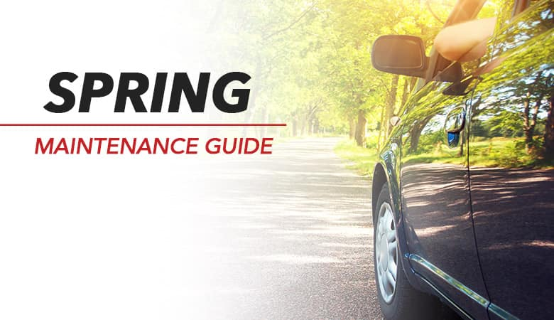 Spring Maintenance Guide - Fiesta Chevrolet in Edinburg, Texas